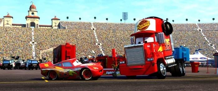Cars 2006 Szenenbild