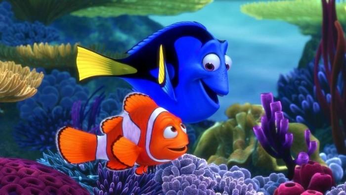 Findet Nemo 2003 Szenenbild