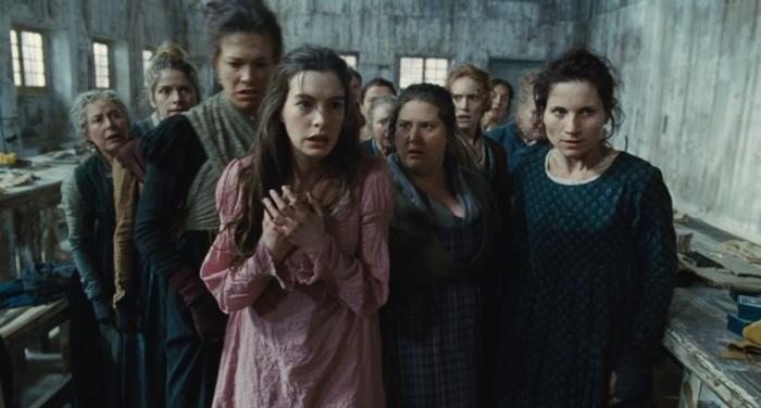 Les Miserables 2012