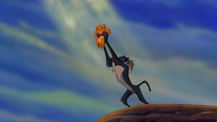 The Lion King 1994 Szenenbild
