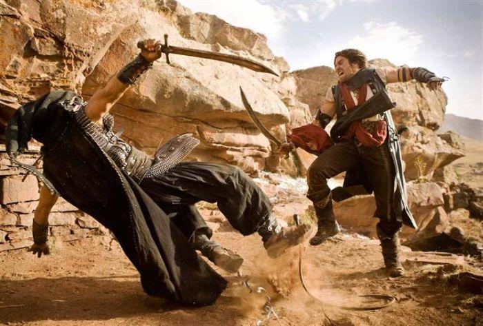 Prince of Persia 2010 Szenenbild