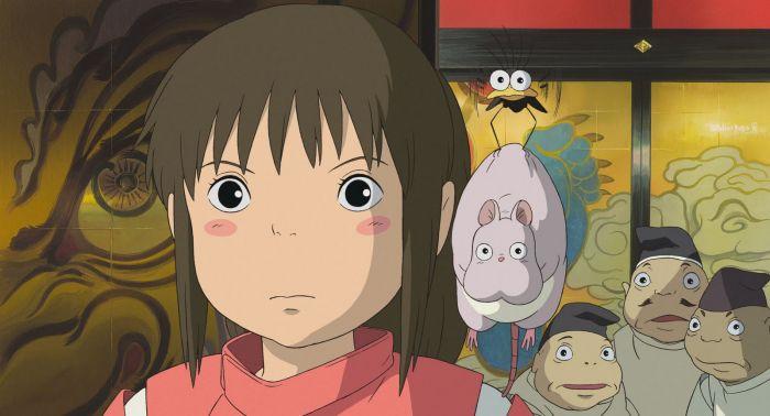 Chihiros Reise ins Zauberland 2001 Szenenbild