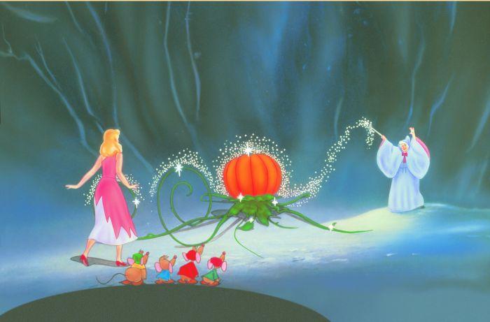 Cinderella (1950) Szenenbild