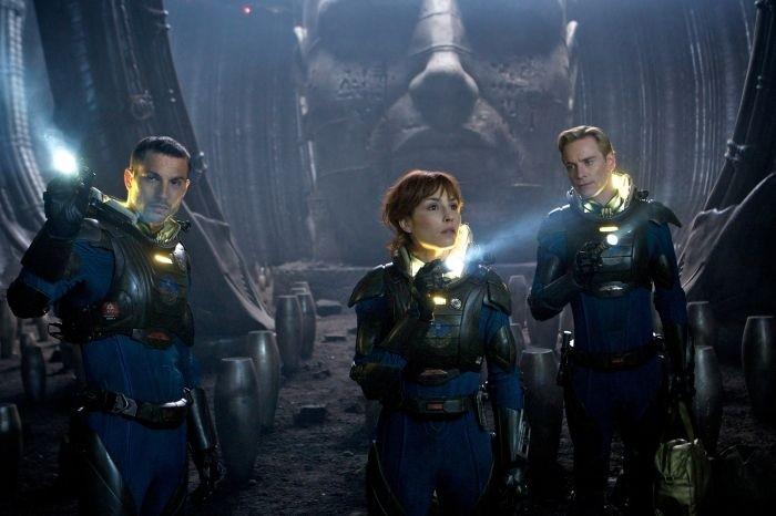 Prometheus 2012 Szenenbild