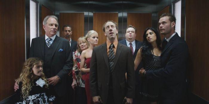 Elevator 2011 Szenenbild