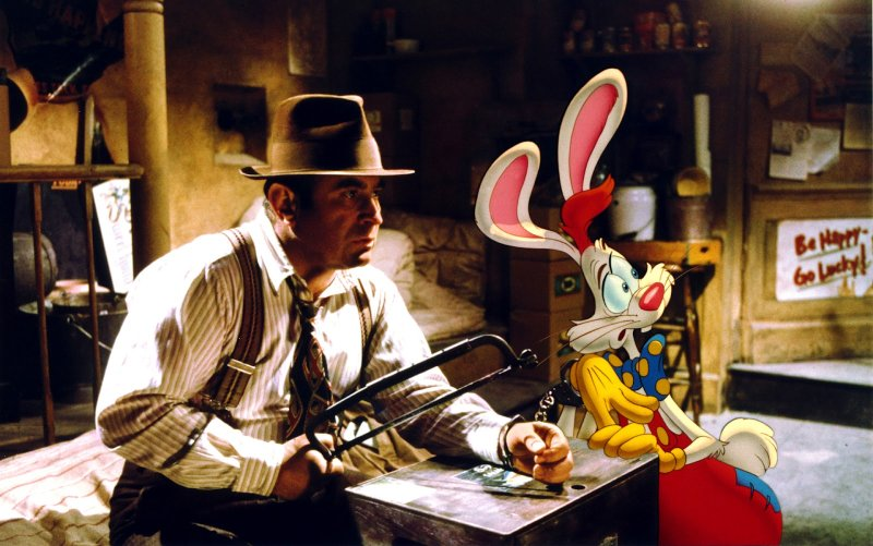 Falsches Spiel mit Roger Rabbit 1988 Szenenbild