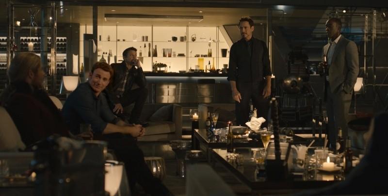 The Avengers 2012 Szenenbild