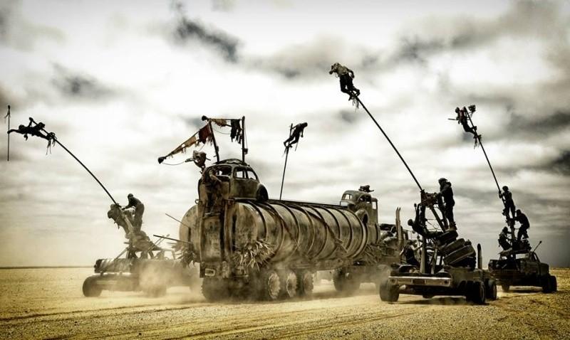 Mad Max: Fury Road 2015 Szenenbild