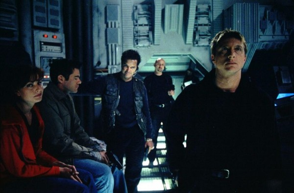 Pythons 2002 Szenenbild