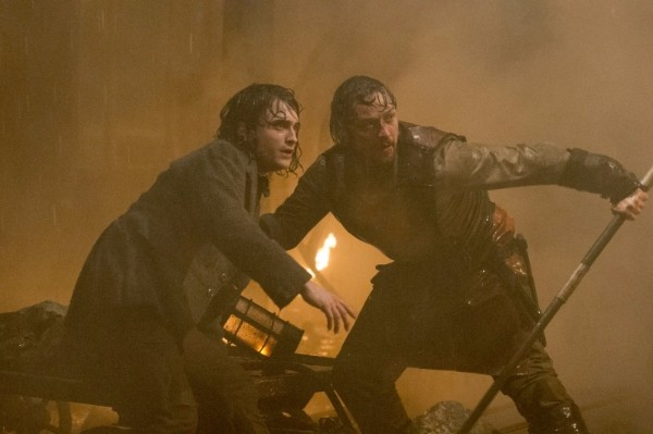 Victor Frankenstein 2015 Szenenbild
