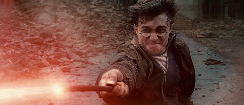 Harry Potter und die Heiligtümer des Todes: Teil 2 2011 Szenenbild