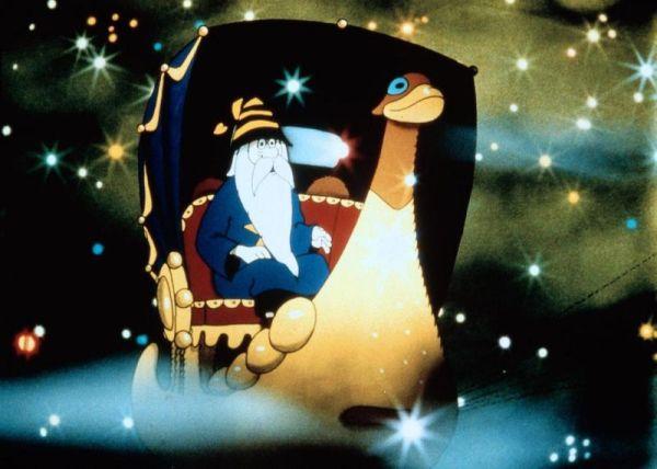 Peterchens Mondfahrt 1990 Szenenbild