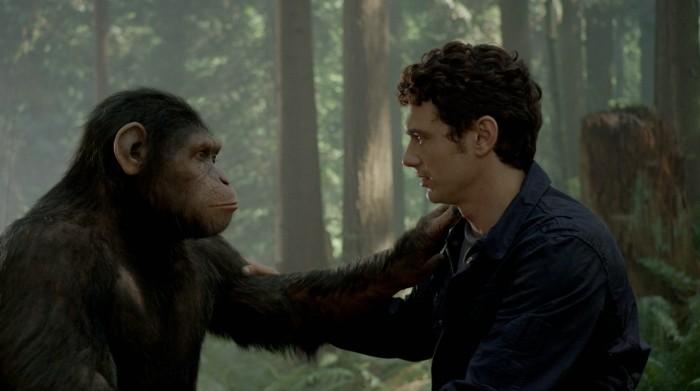 Planet der Affen: Prevolution 2011 Szenenbild