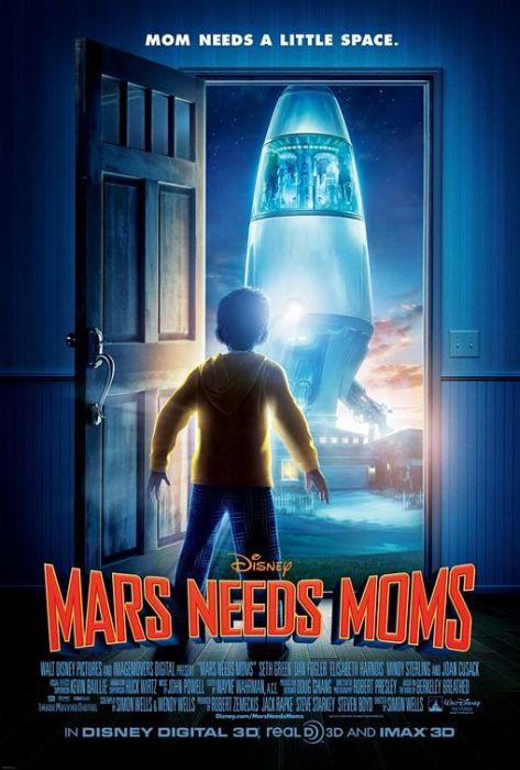 Milo und Mars / Mars needs Moms