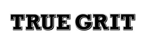 True Grit Banner