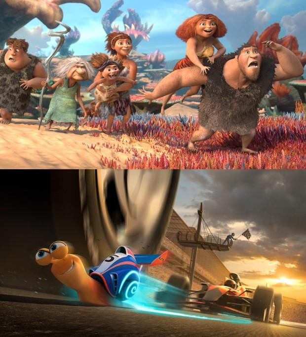 Neue Animationsfilme