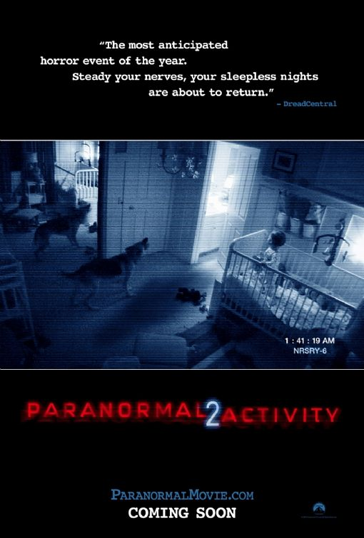 Paranormal Activity 2 2