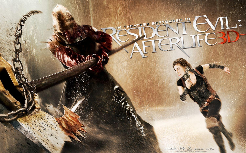 Resident Evil: Afterlife 3D 2