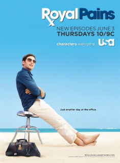 Royal Pains Poster01