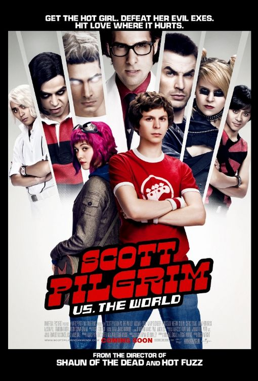 Scott Pilgrim gegen den Rest der Welt Poster