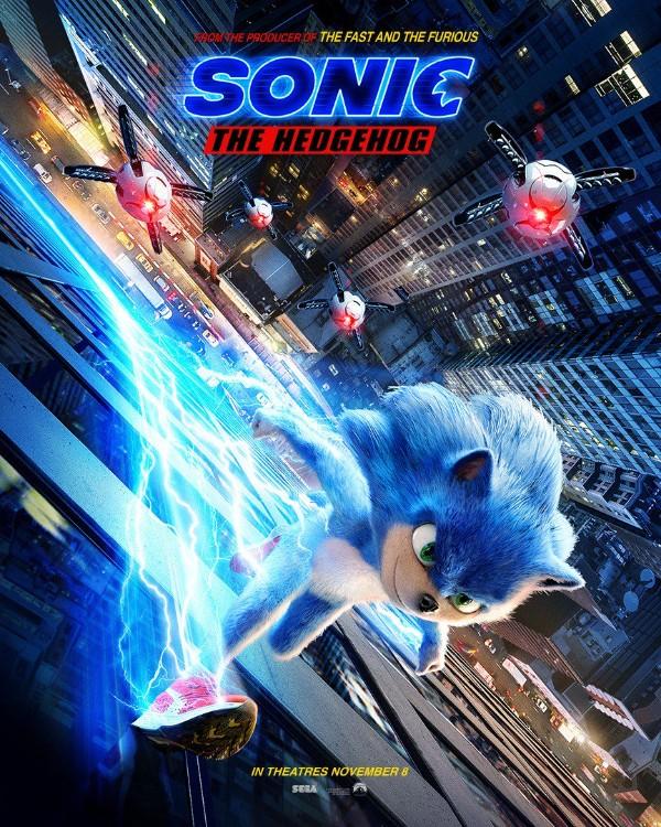 "Poster zu ""Sonic"""