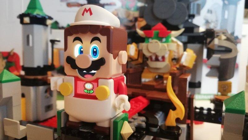 LEGO Super Mario Bowsers Festung (71369)