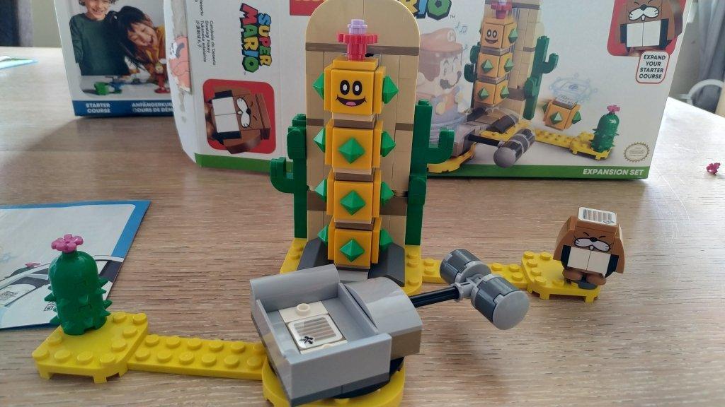 LEGO Super Mario Wüsten-Pokey