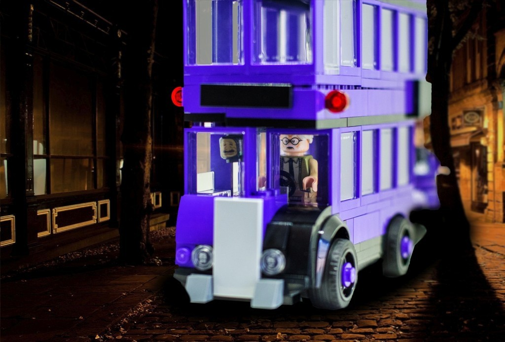 LEGO Fahrender Ritter