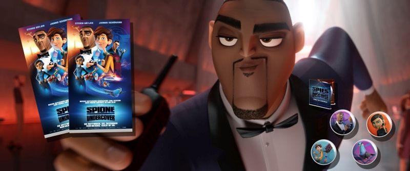 Spione Undercover Gewinnspiel | Bildrechte: 20th Century Fox