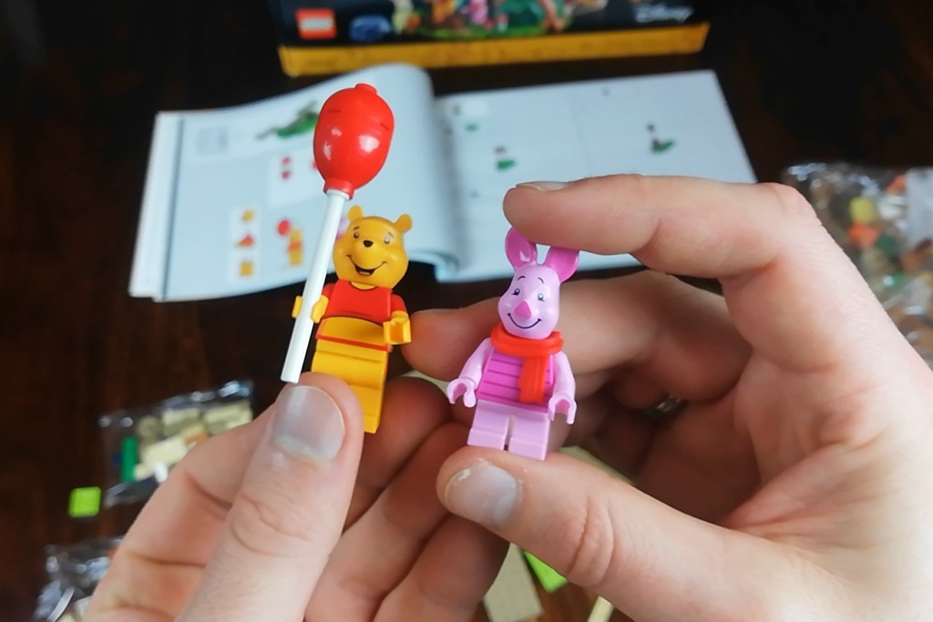 Winnie Puh 21326 LEGO