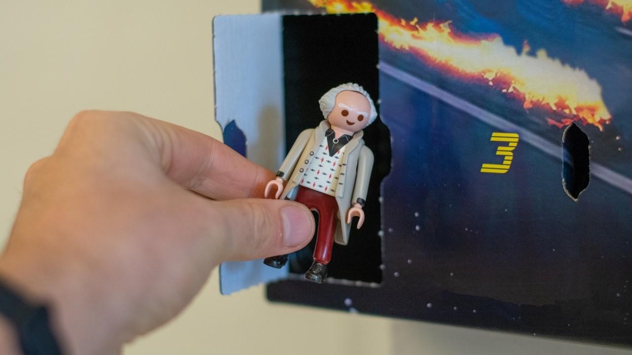 PLAYMOBIL Adventskalender: Back To The Future