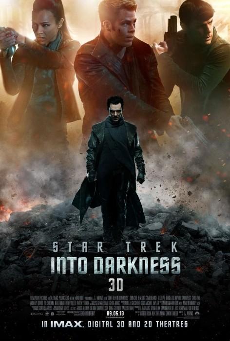 Poster Star Trek Into Darkness