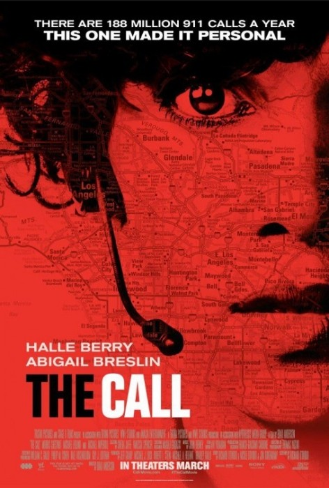 The Call Poster 01