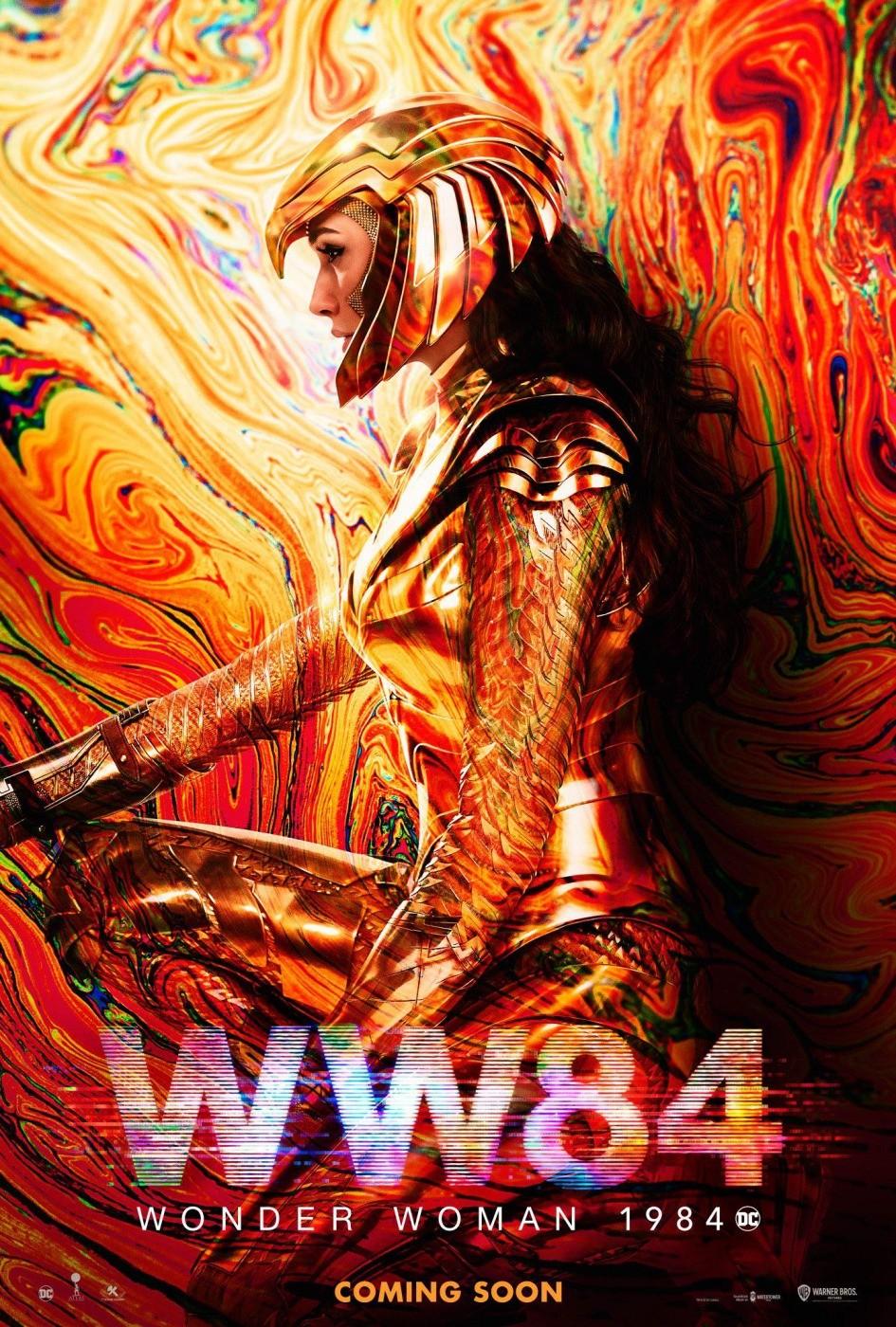 "Poster zu ""Wonder Woman 1984"""