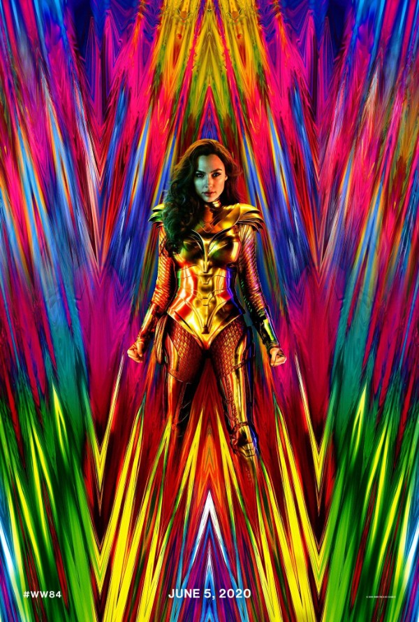 "Poster zu ""Wonder Woman 1984"""