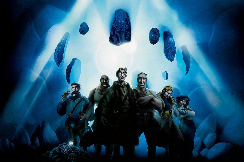 Atlantis – Das Geheimnis der verlorenen Stadt Disney 2001