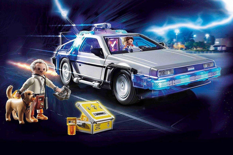 PLAYMOBL Back to the Future DeLorean (70317)