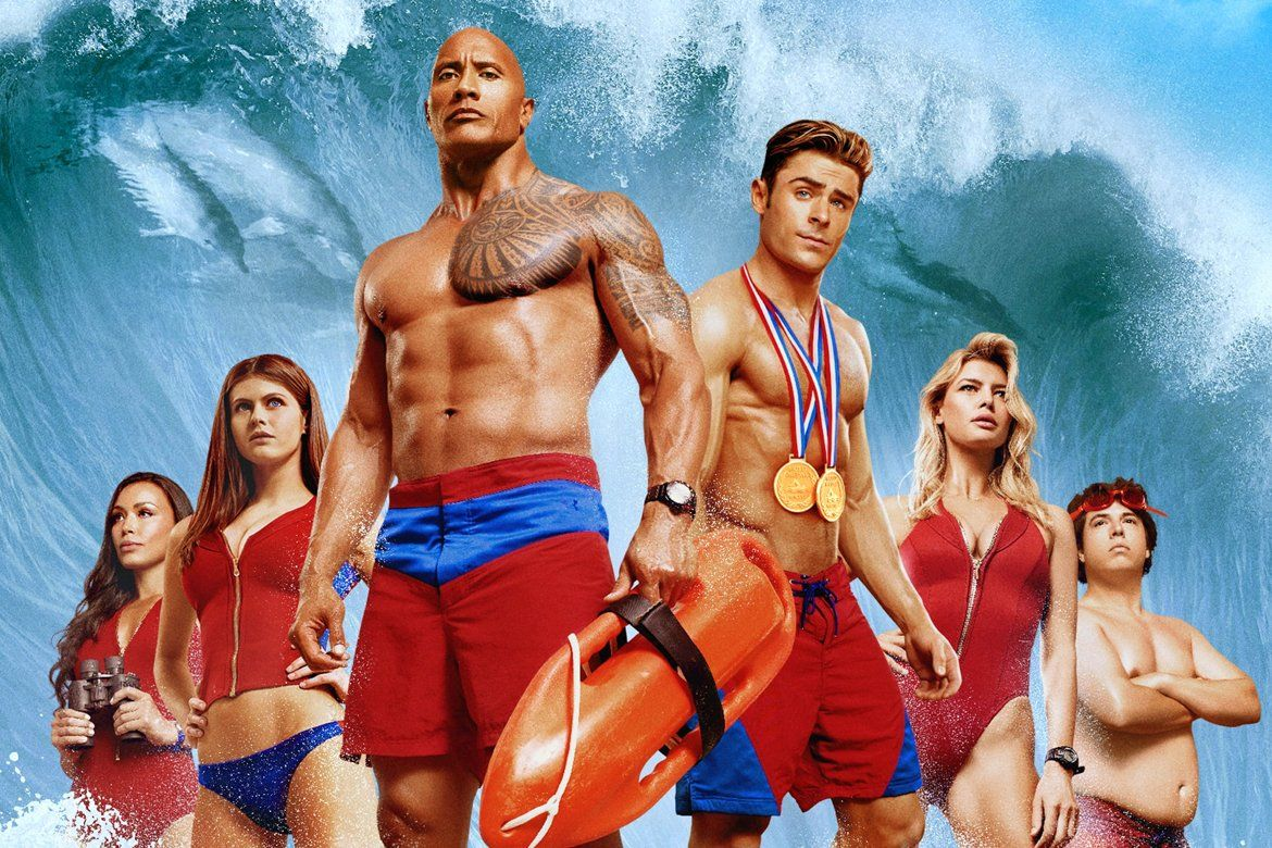 Baywatch Cast Kinofilm