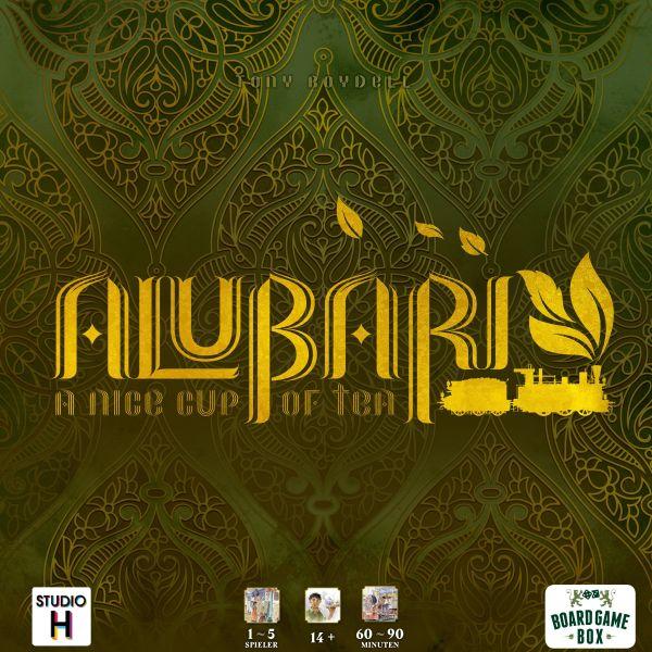 Essen Spiel 2019 - Alubari
