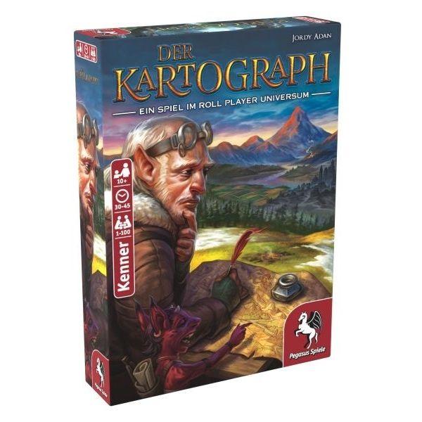Essen Spiel 2019 - Cartographers: A Roll Player Tale