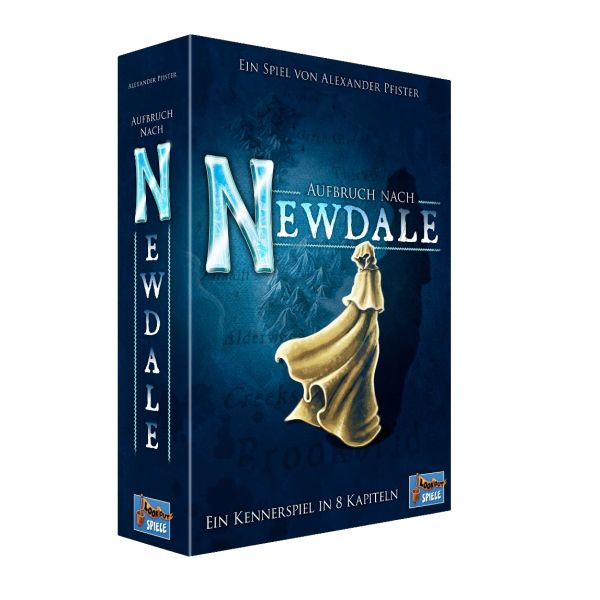 Essen Spiel 2019 - Expedition to Newdale