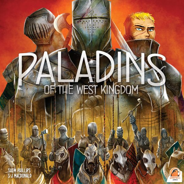 Essen Spiel 2019 - Paladins of the West Kingdom