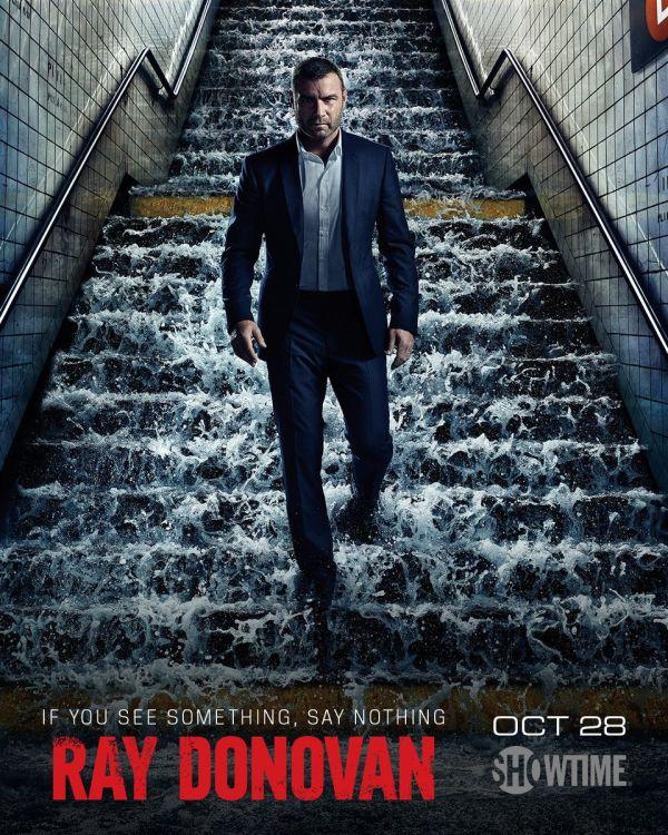 Ray Donovan Poster Staffel 6