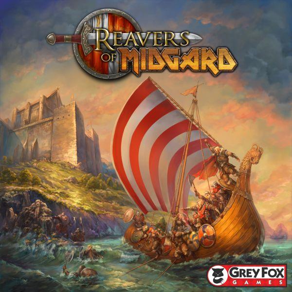 Essen Spiel 2019 - Reavers of Midgard