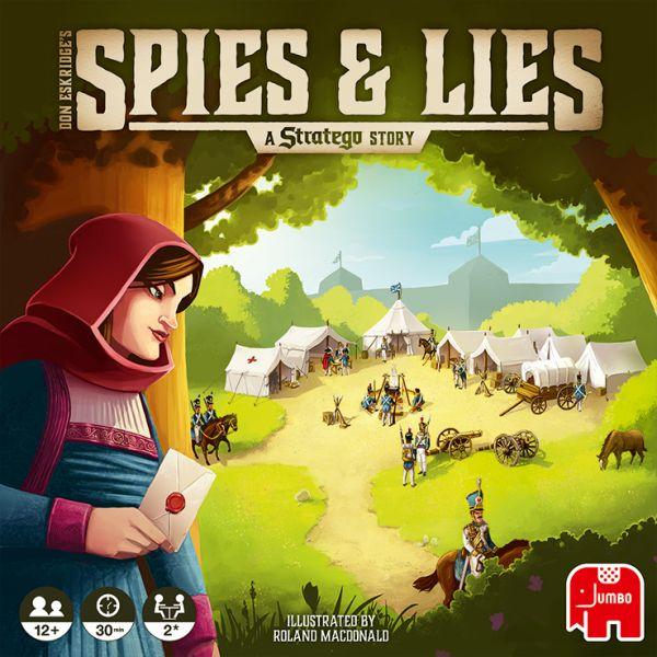 Essen Spiel 2019 - Spies & Lies: A Stratego Story