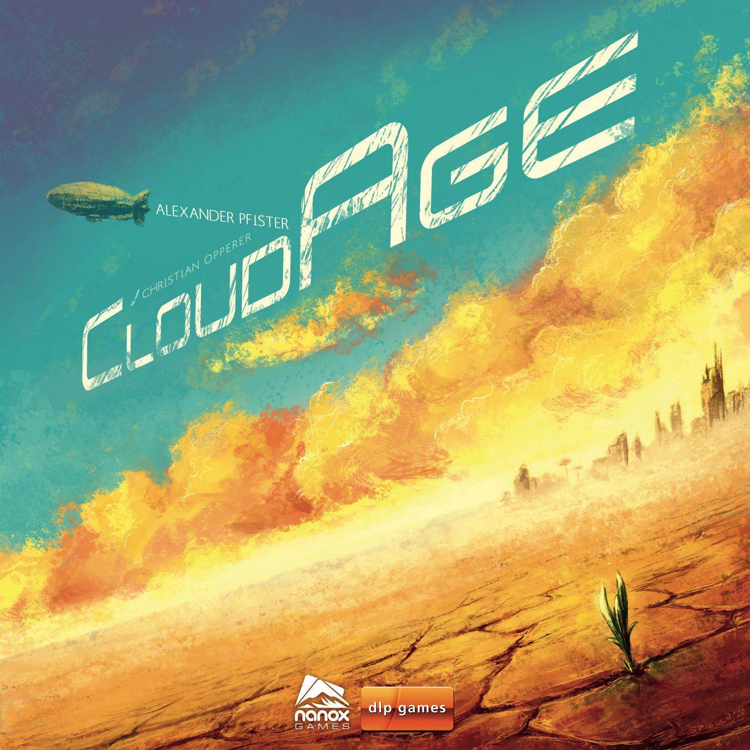 CloudAge 2020 Board Game