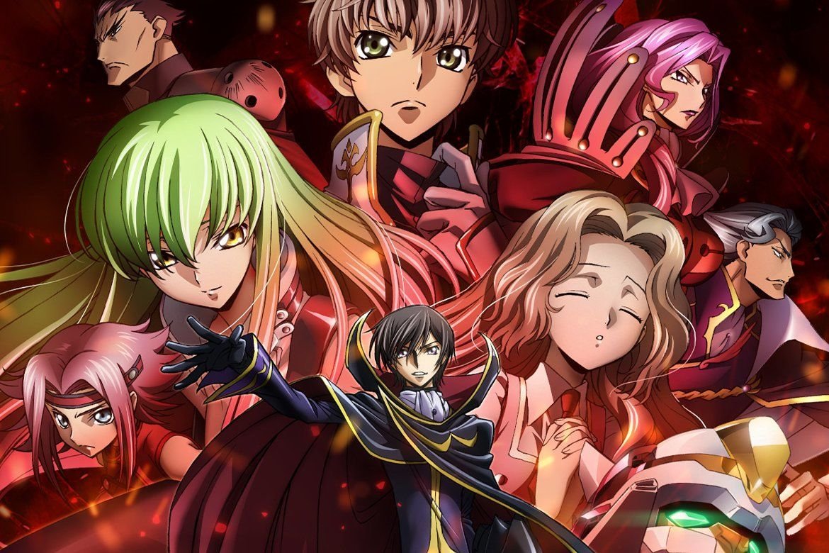 Code Geass Compilation Movies Anime