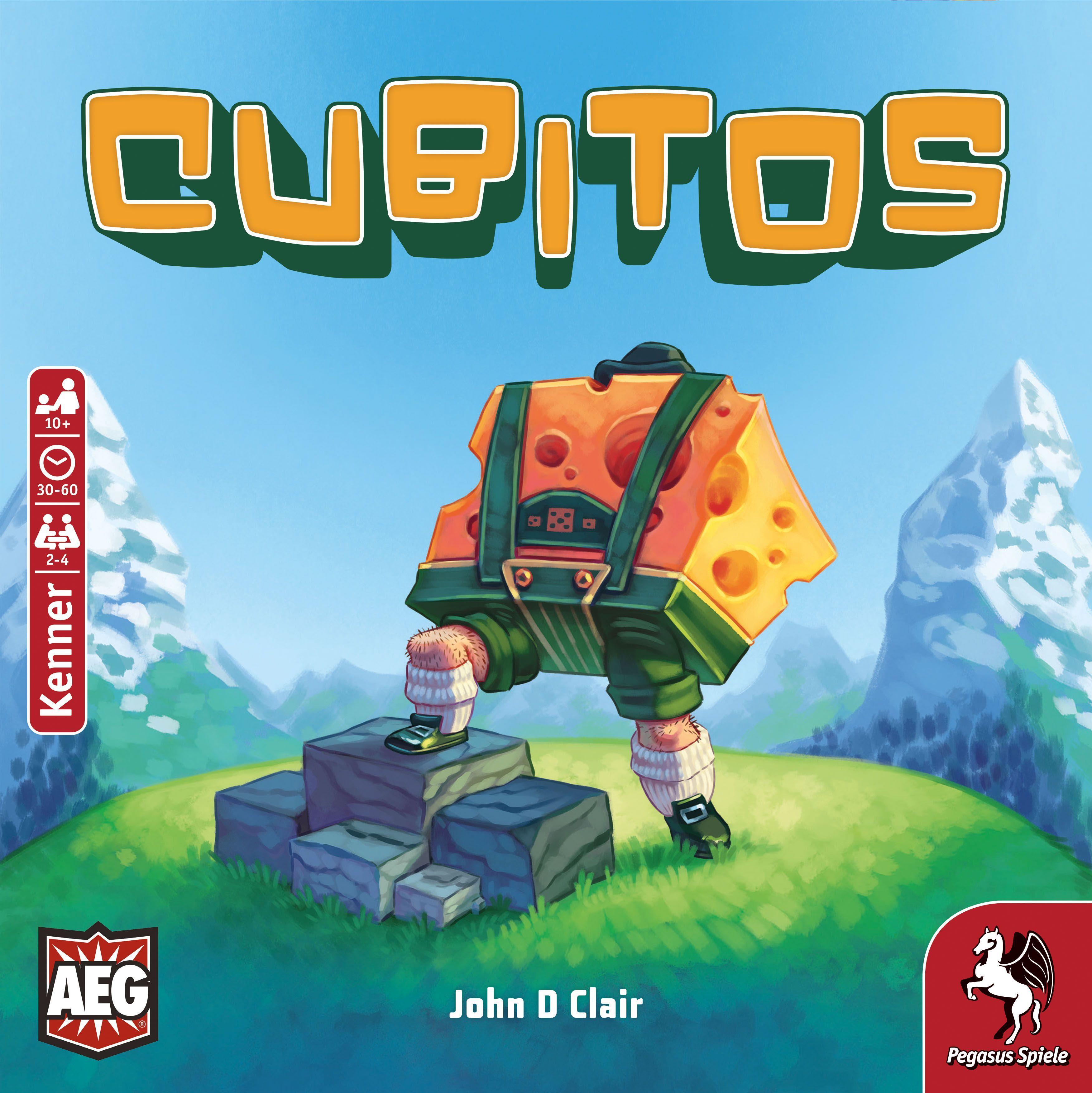 Cubitos 2020 Board Game