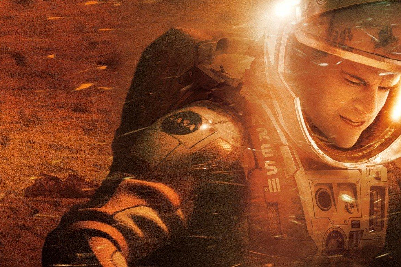 Der Marsianer 2015