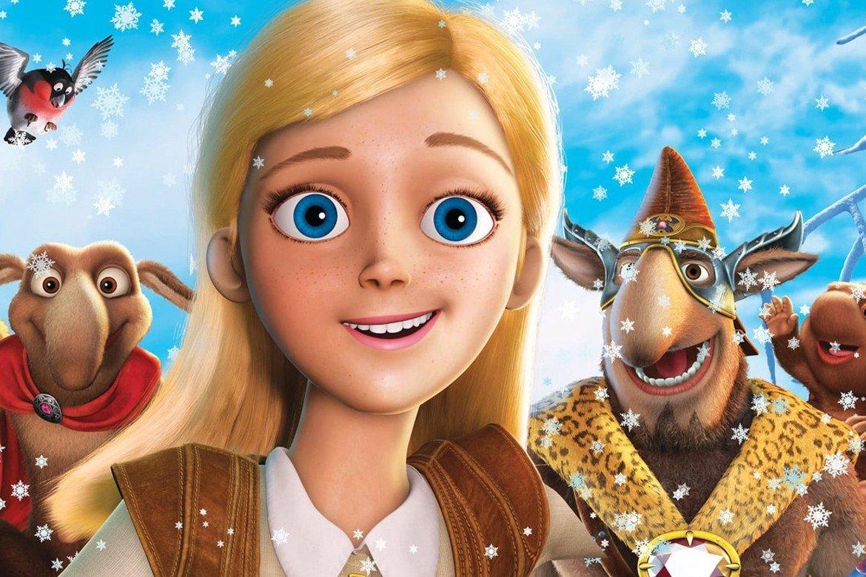 Die Schneekönigin Teil 2 2014